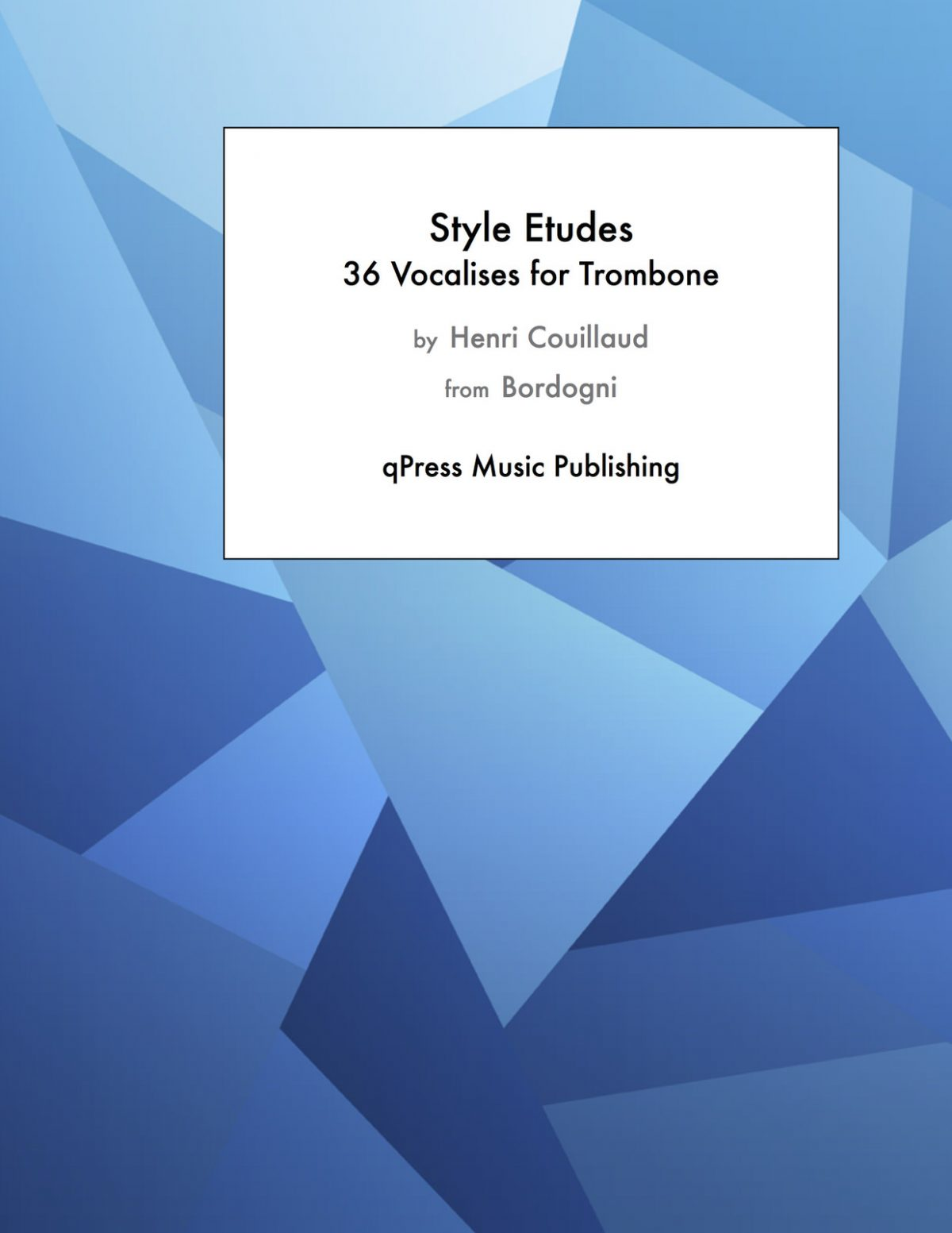 Style Etudes Complete