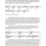 "Shuebruk, ""The Cornet Player's Guide"" or ""When, What, and How to Practice"""