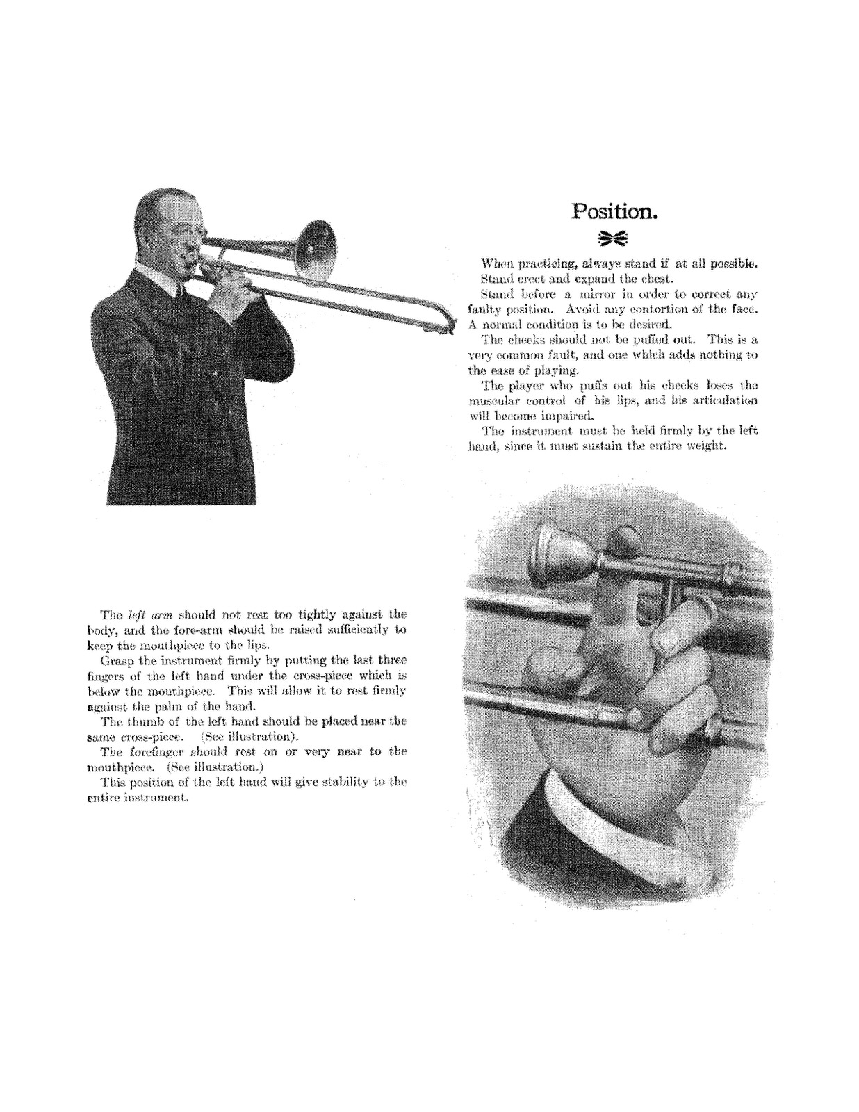Goldman, Blodgett, Foundation to Trombone Playing 3
