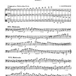 Kopprasch, 60 Selected Studies for Trombone Book 1 2