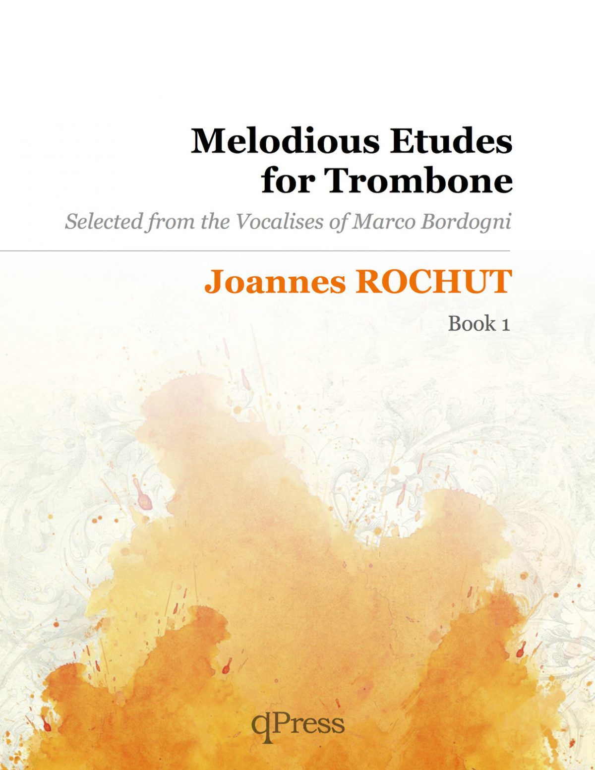 Rochut, Melodious Etudes Book 1