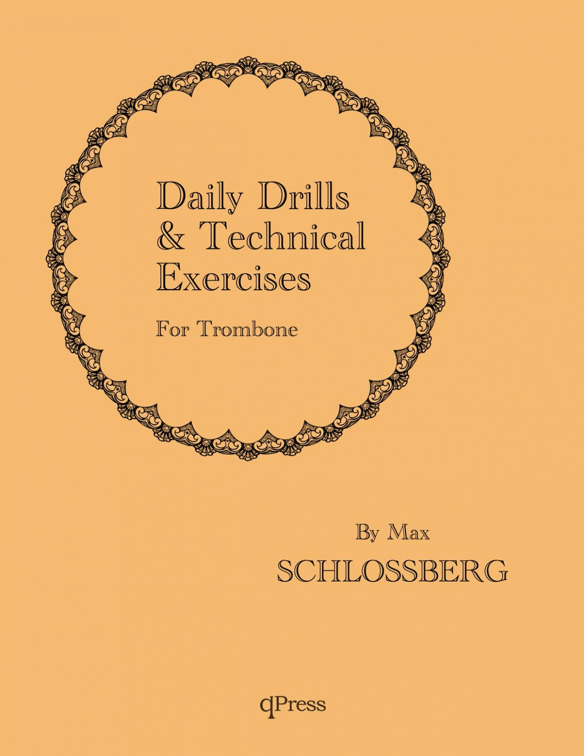 Schlossberg, Daily Drills and Technical Exercises for Trombone-p01