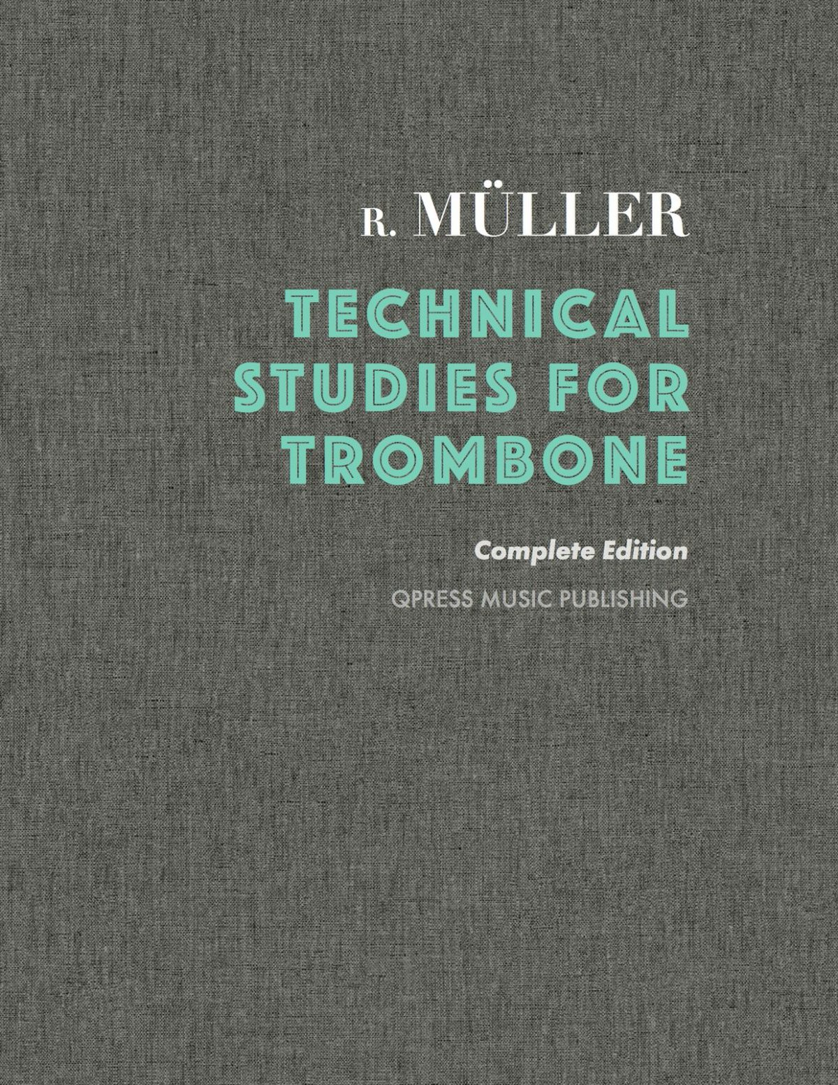 Müller, Technical Studies Complete