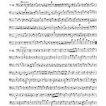 Vobaron, Quarante Etudes Book 2 (Bass) 4