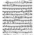 Vobaron's 34 Etudes & Duets trombone 2