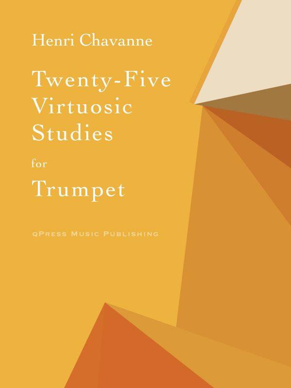 Chavanne, 25 Virtuosic Studies-p01