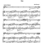 Ponzo, Lyrical Pieces for Trumpet and Piano_000019