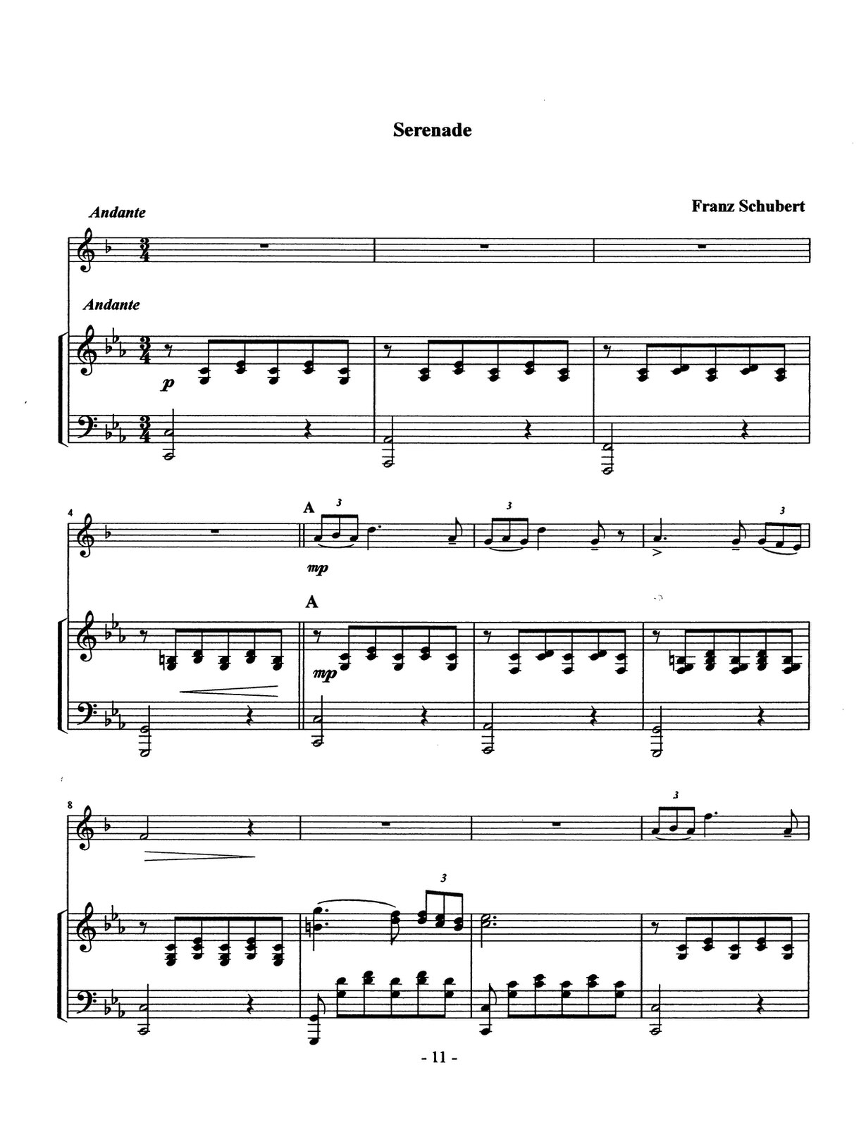 Ponzo, Lyrical Pieces for Trumpet and Piano_000027