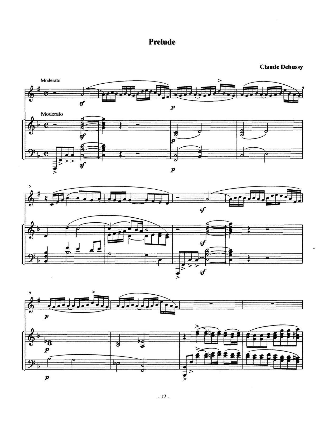 Ponzo, Lyrical Pieces for Trumpet and Piano_000033