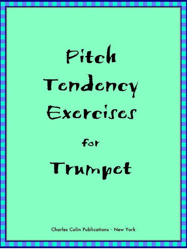 Ponzo, Pitch Tendency Exercises for Trumpet_000001