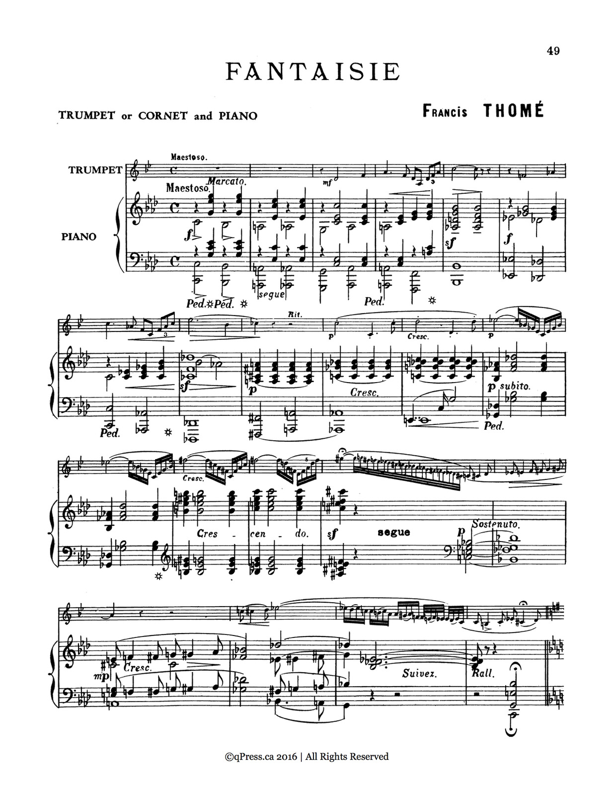 Various, 9 Grands Solos de Concert 5