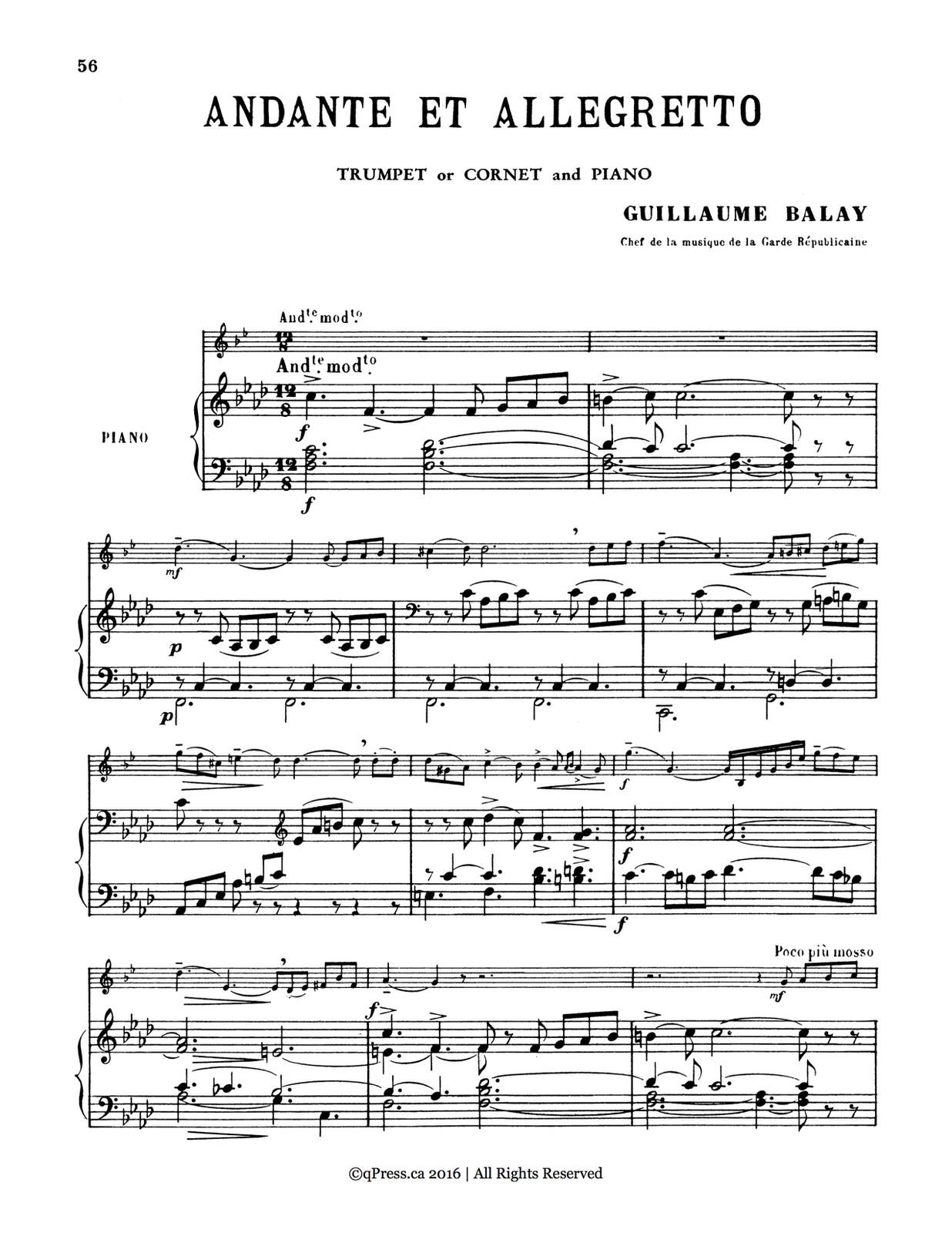 Various, 9 Grands Solos de Concert 6