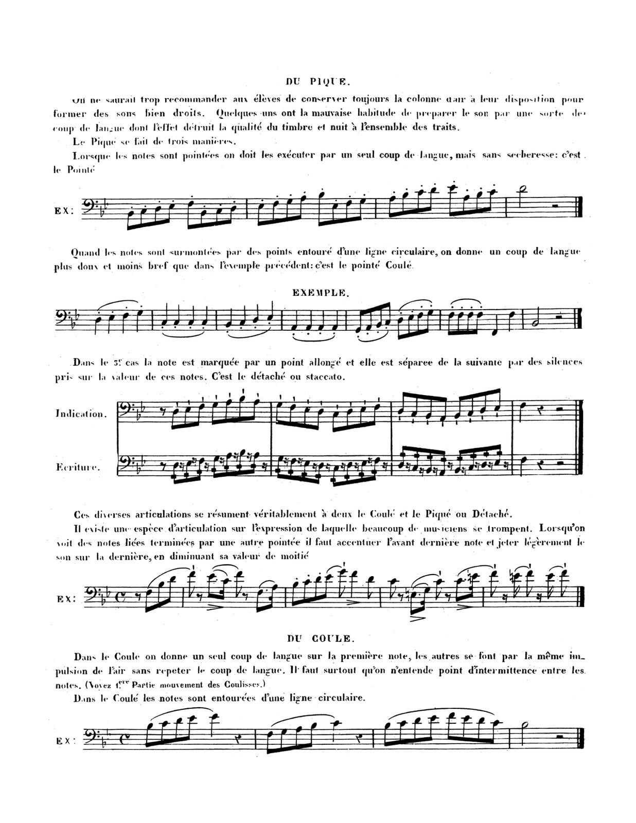 Berr & Dieppo, Methode Complete de Trombone a Coulisse 5
