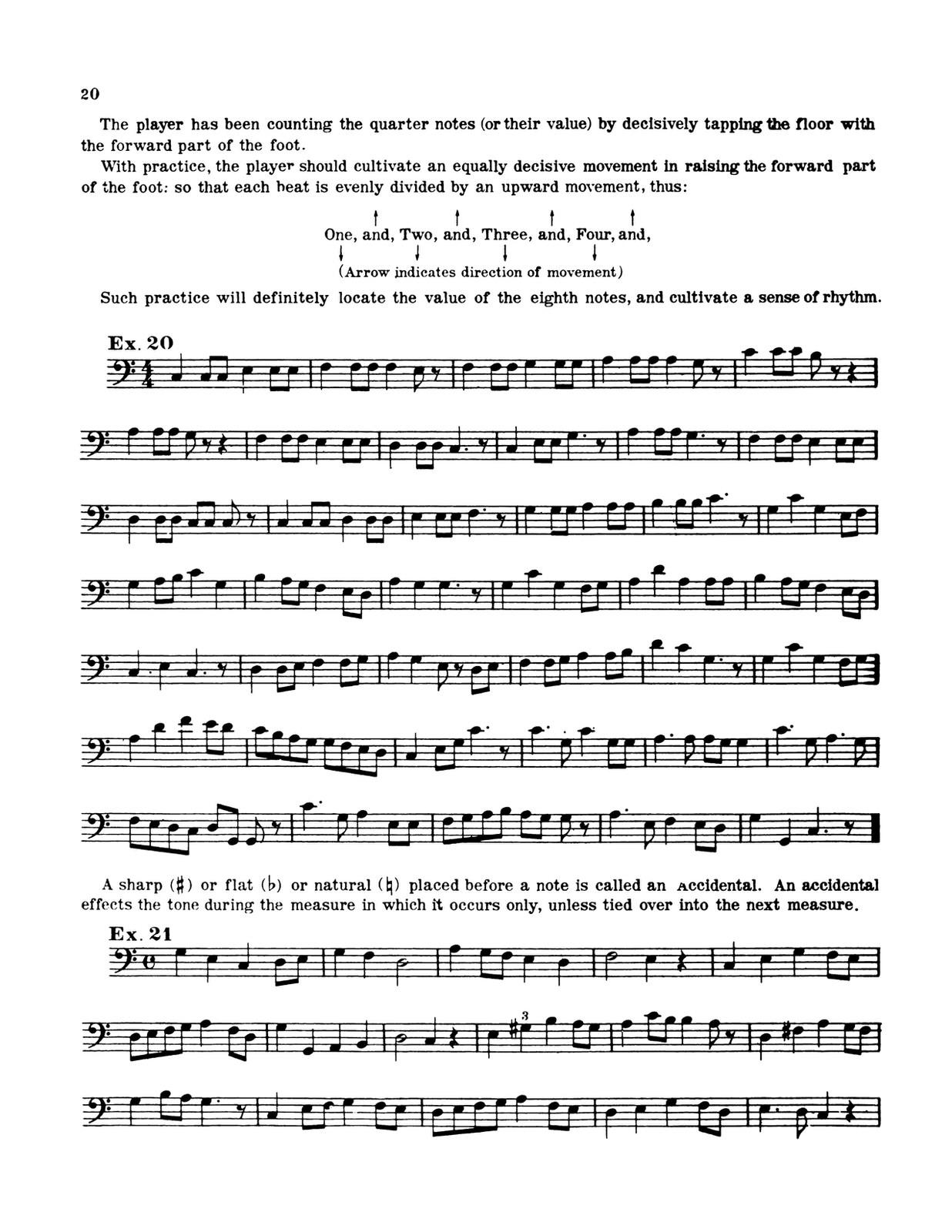 Clarke, Ernest, Method for Trombone 3