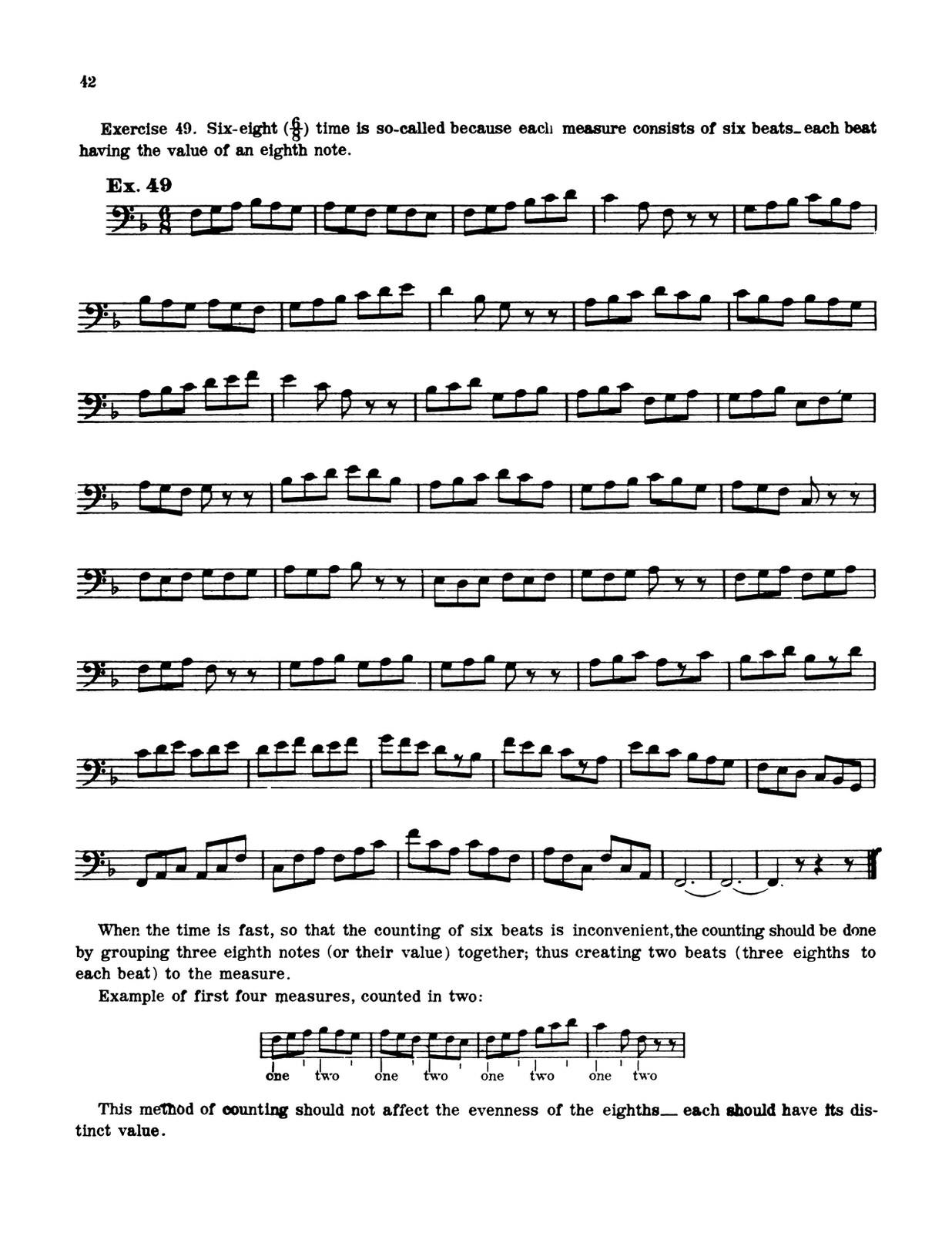 Clarke, Ernest, Method for Trombone 5