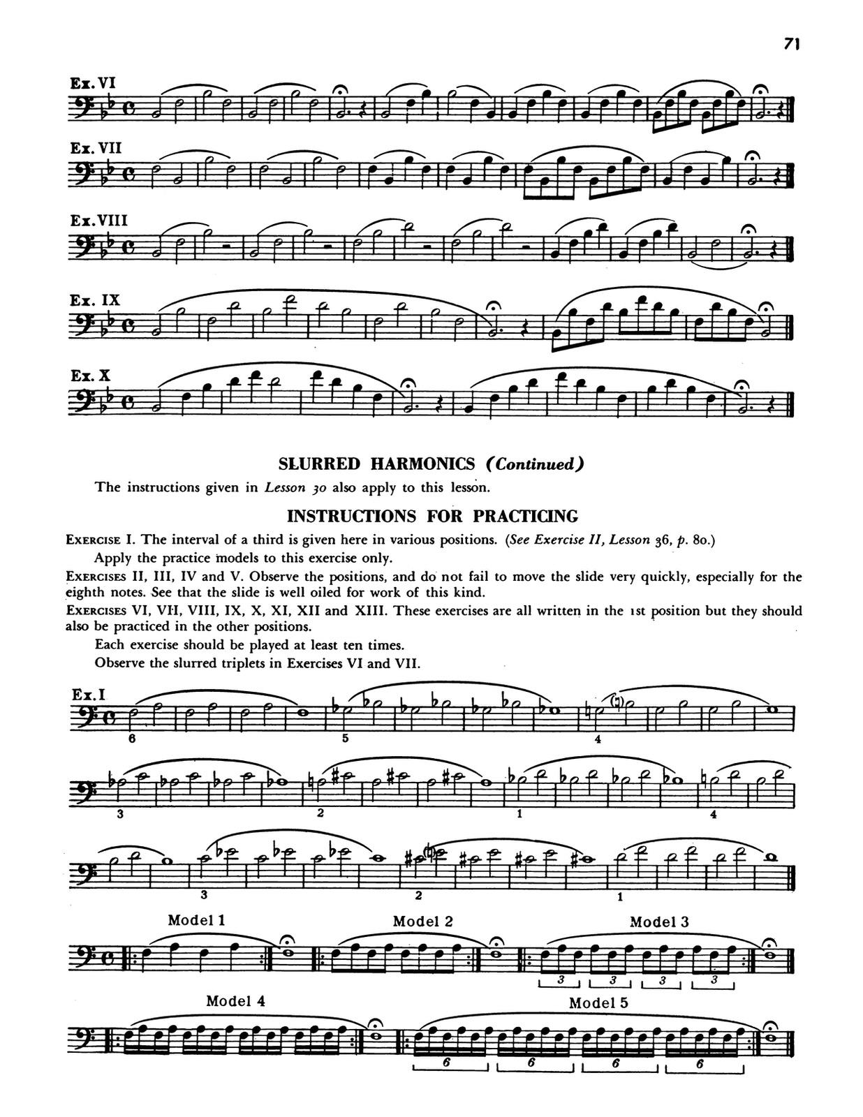 Clean Dorsey, The Modern Trombonist 7