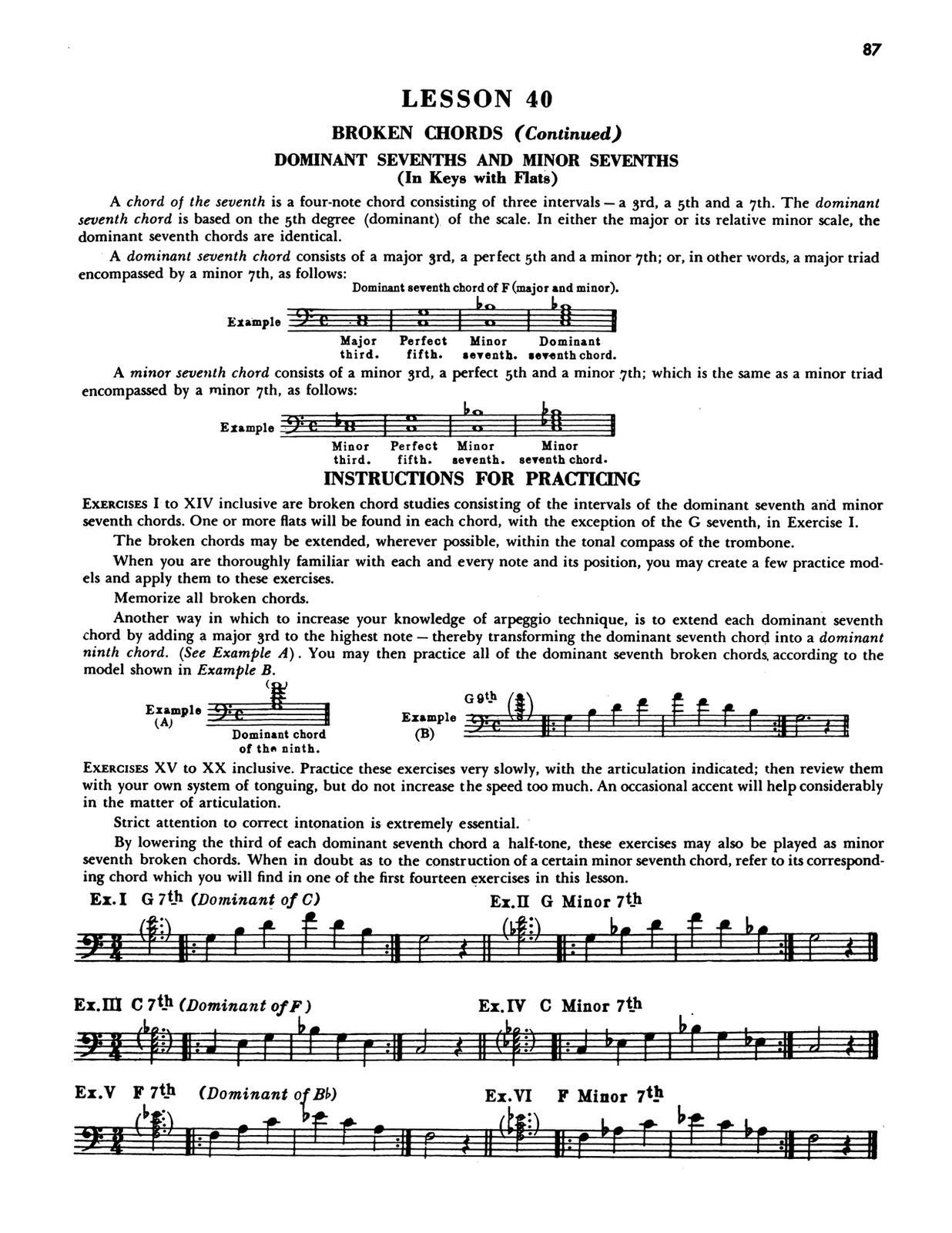 Clean Dorsey, The Modern Trombonist 8