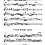 Diaz, Coltrane Brecker Legacy 6