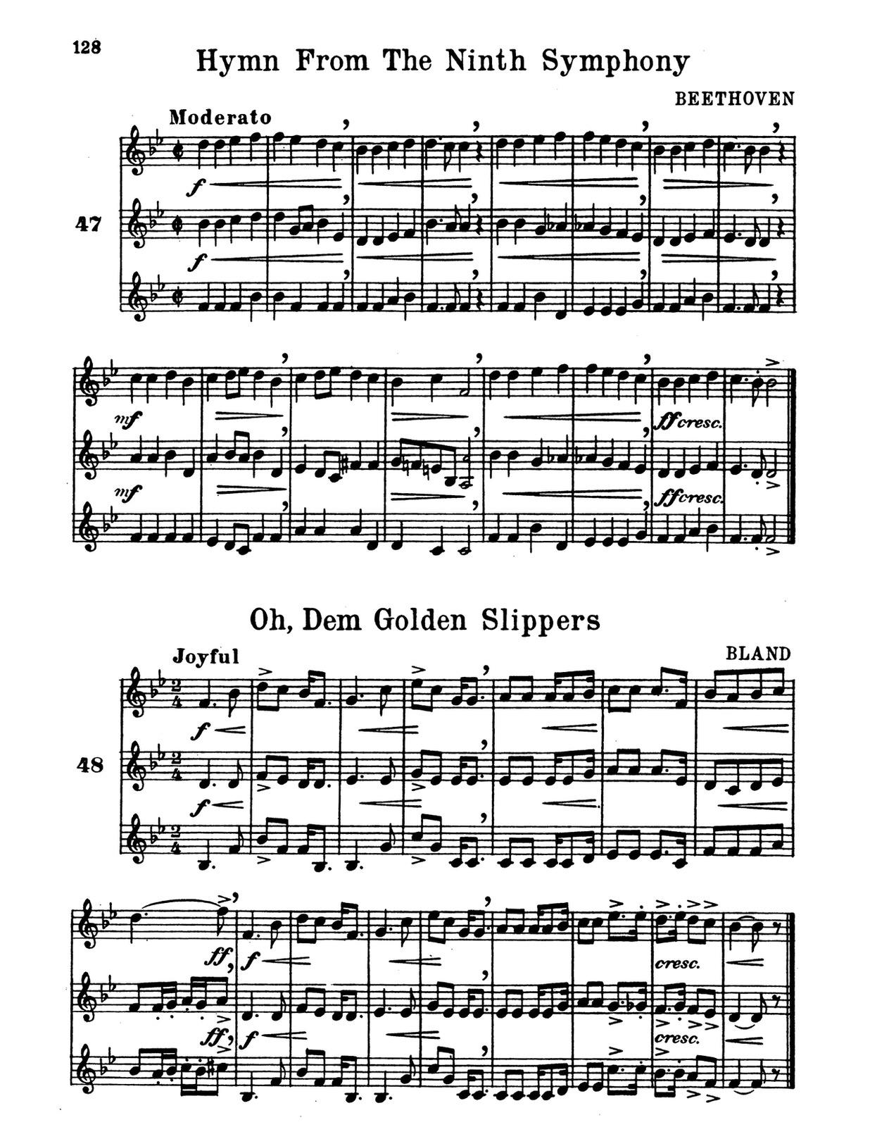 Schaefer, Tri-Form Method for Cornet 9