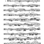 Concone, 15 Vocalises, Op.12 Trombone 3