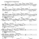Diaz, 220 Chromatic Exercises and 1165 Jazz Lines for the Modern Improviser 3