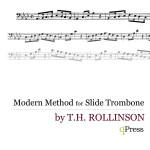 Rollinson's Modern Method for the Slide Trombone