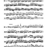 Slama, 66 Etudes in all Major and Minor Keys for Trombone, Tuba, Bassoon String Bass 3