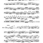 Slama-Hampton, 66 Etudes in All Major and Minor Keys for Trombone-p06