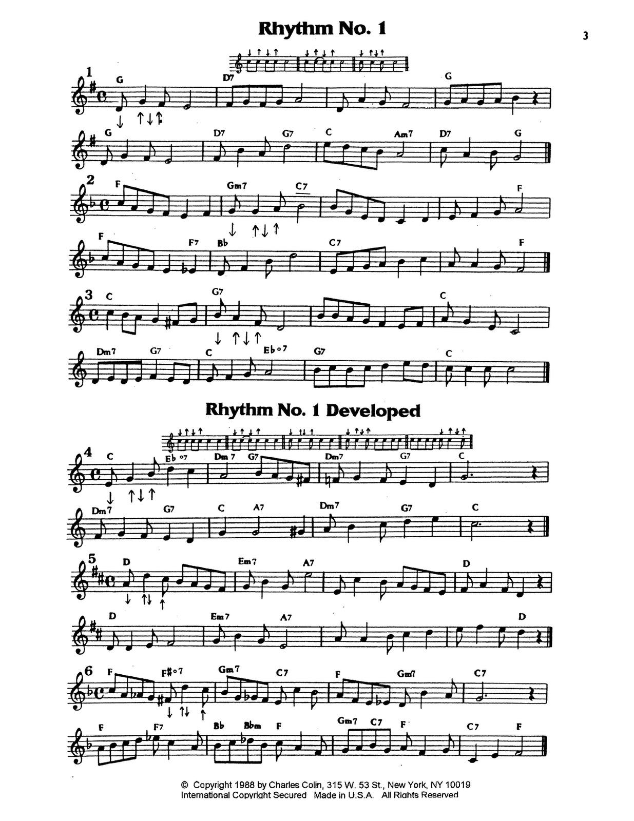 Bower, Rhythms Complete 2