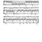 Hoffmann, Melodic Studies for Trumpet & Piano (Part and Score)-p17