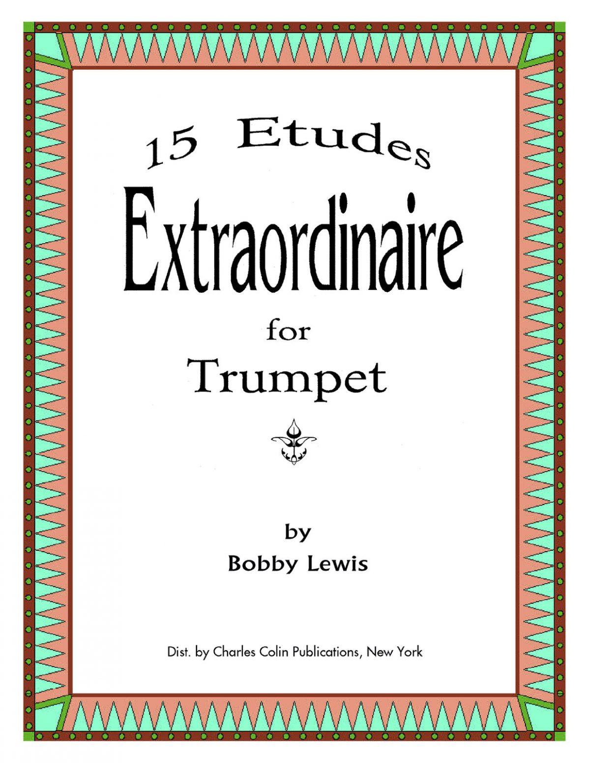 Lewis, Bobby,15 Etudes