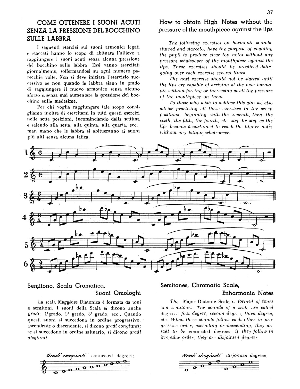 Caffarelli, The Art of Playing the Trumpet 5