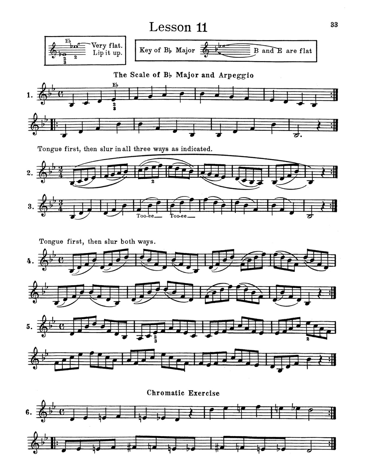 Clean Winslow, Robert, Trumpet Playing A Musical Approach Volume 1 4