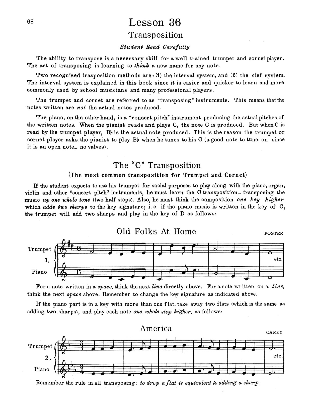 Clean Winslow, Robert, Trumpet Playing A Musical Approach Volume 2 9