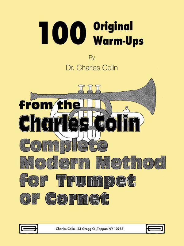 Colin, 100 Original Warm-Ups