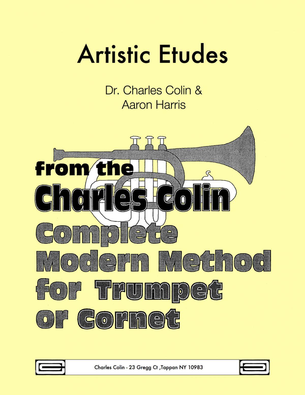 Colin-Harris, Artistic Etudes