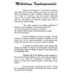 Colin, Melodious Fundamentals 2