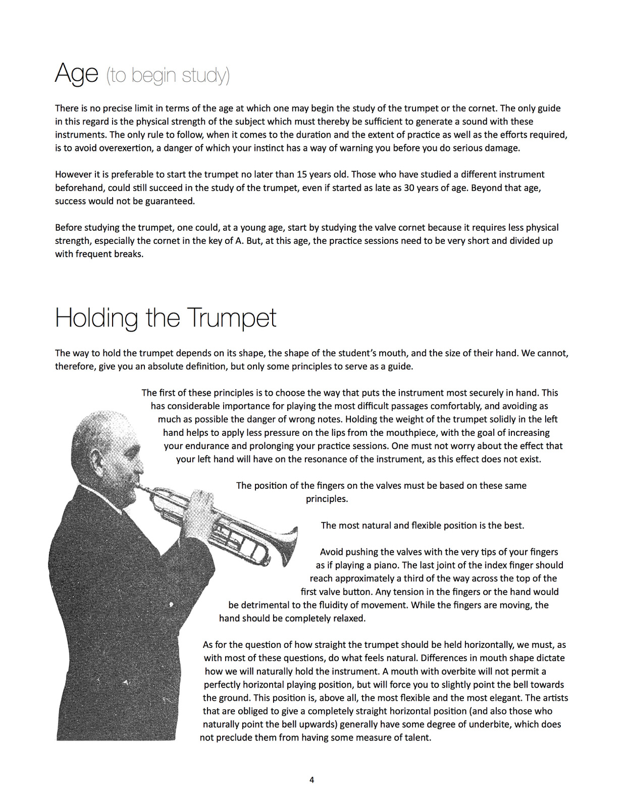 Franquin, Complete Method for Modern Trumpet 3