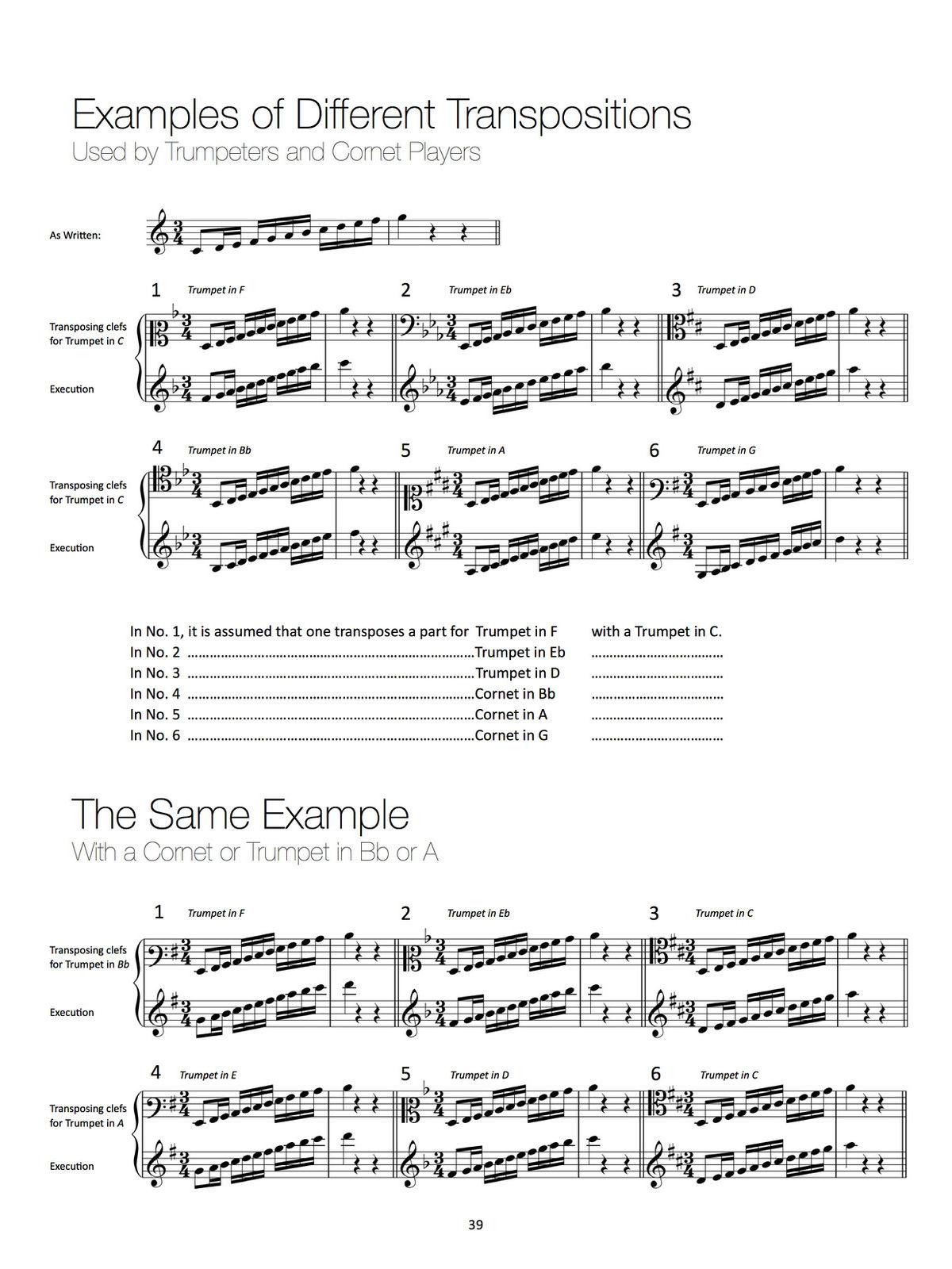 Franquin, Complete Method for Modern Trumpet 4