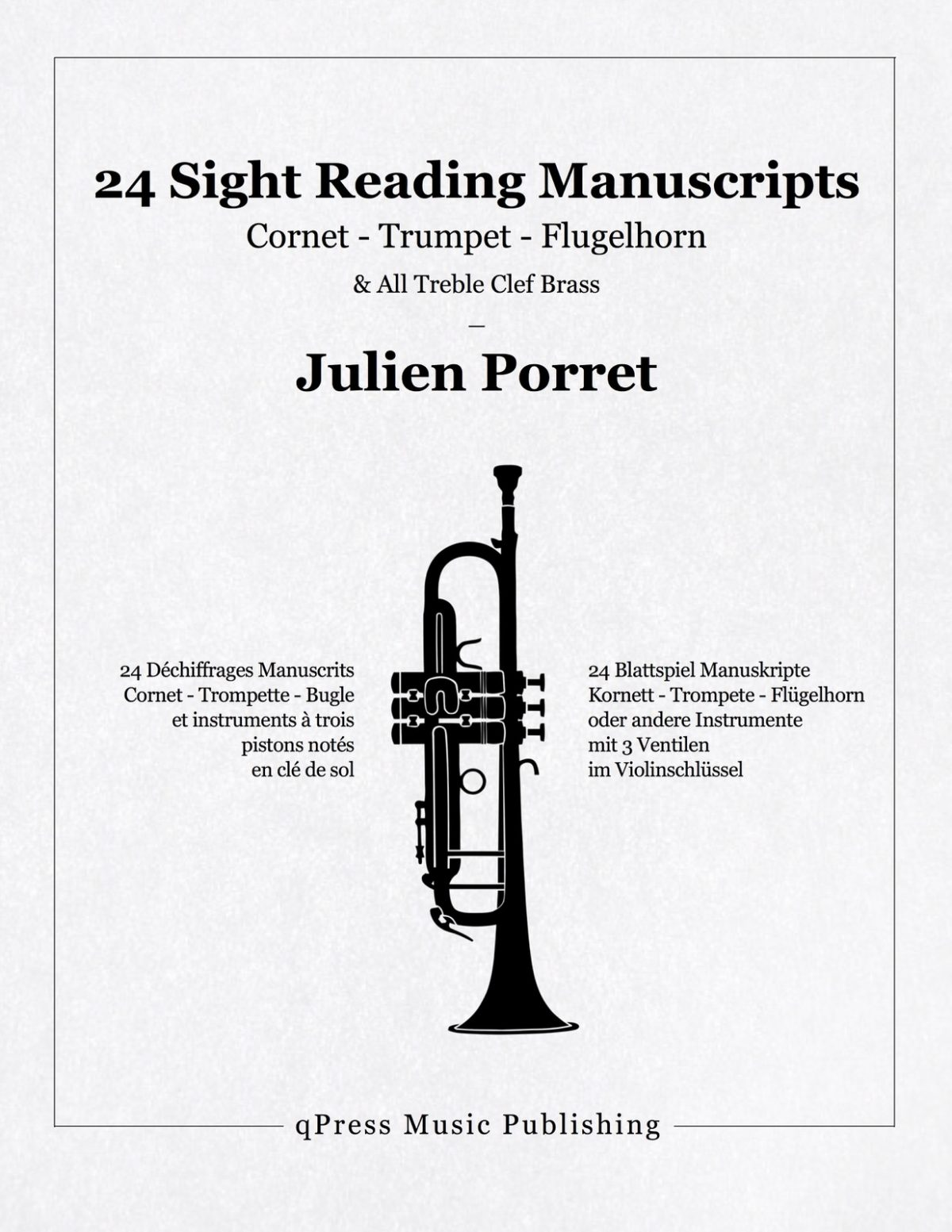 Porret, 24 Sightreading Manuscripts-p01
