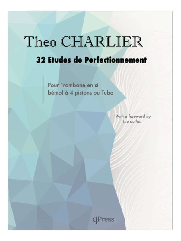 charlier-32-etudes-de-perfectionnement-pour-trombone