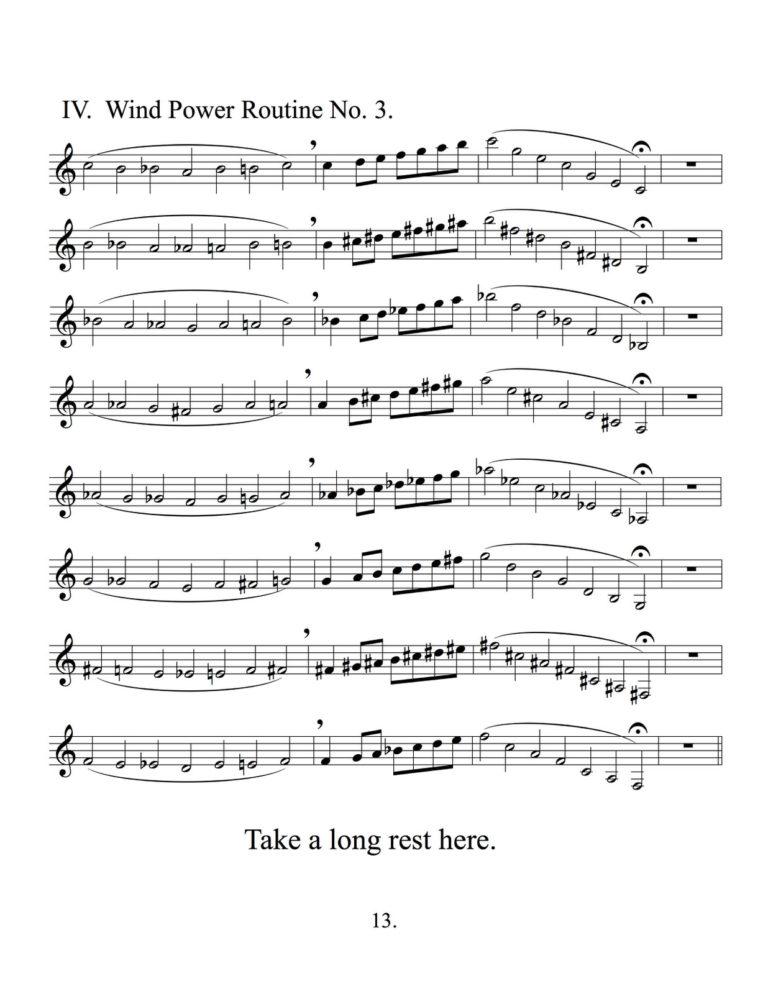 Developing 21st Century Range & Endurance on Trumpet