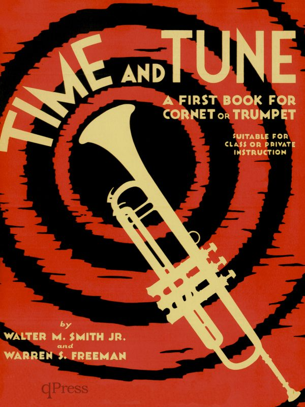 smith-time-and-tune-a-first-book-for-trumpet