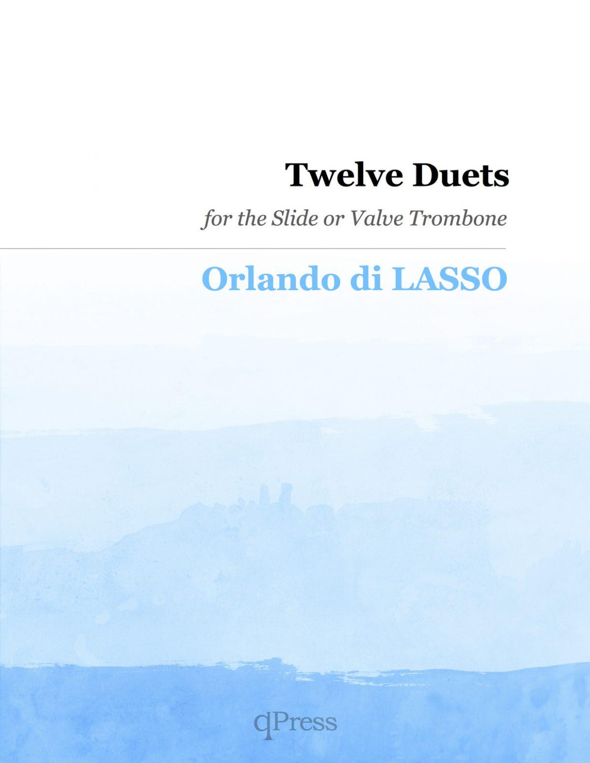 di-lasso-12-duets-for-trombones