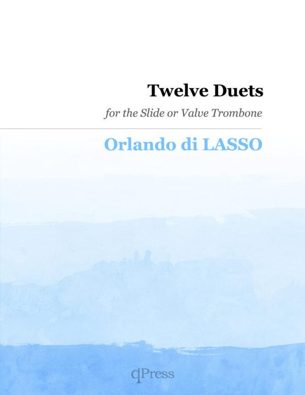 12 Duets for Trombone