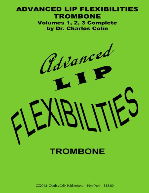 Advanced Lip Flexibilities for Trombone