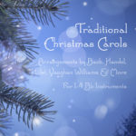 Various, Traditional Christmas Carols for 1-4 Bb Instruments