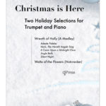 various-christmas-is-here-score-and-part