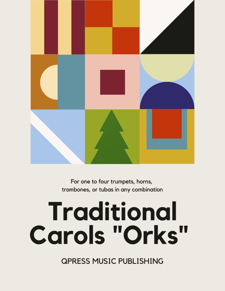 """Traditional Christmas Carols """"Orks"""""""
