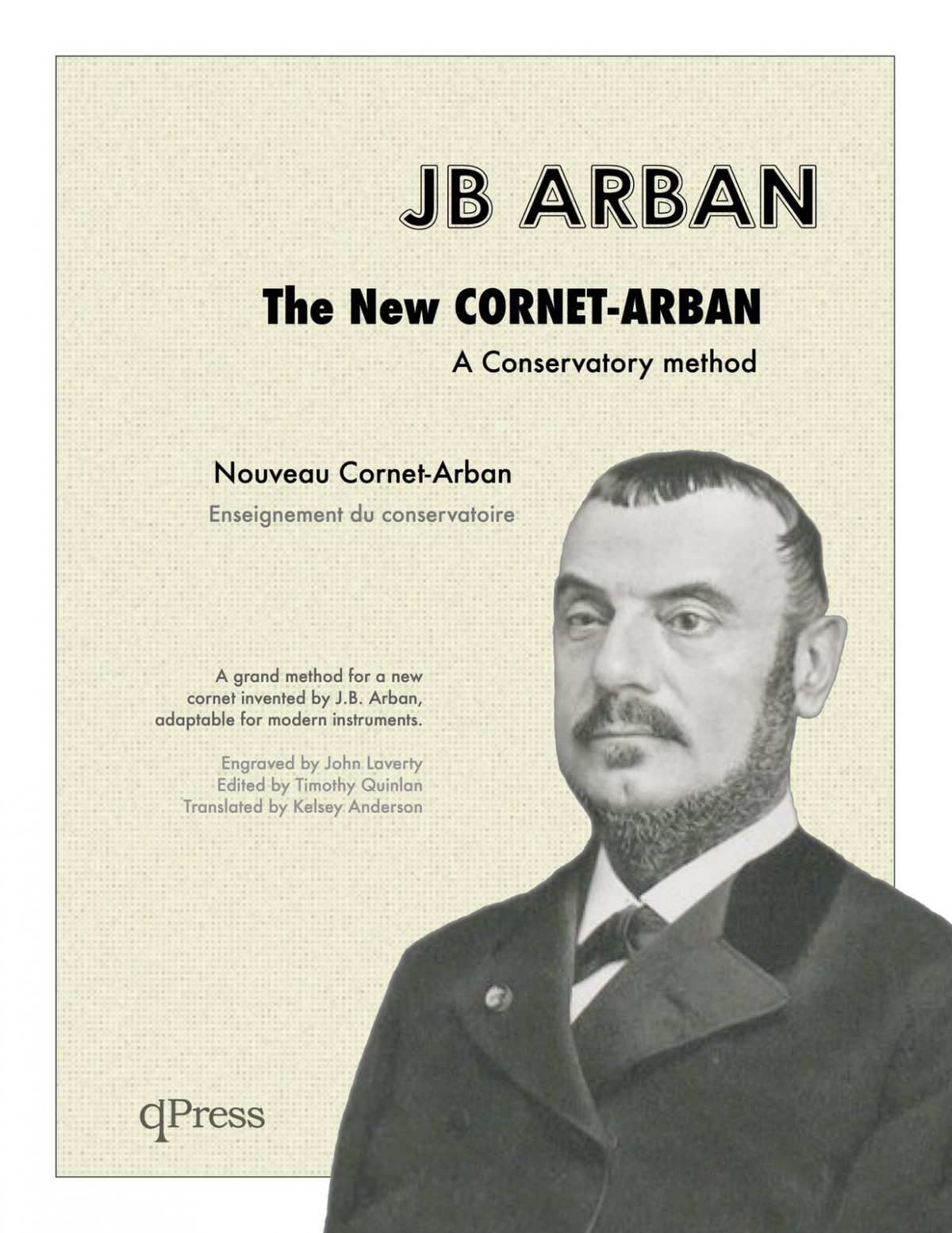 Arban, The New Cornet-Arban Conservatory Method-p01